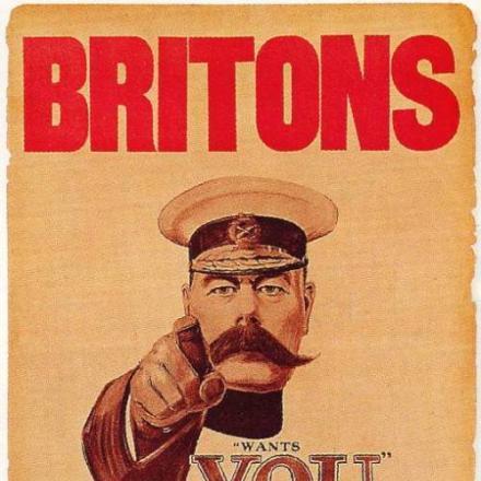Manifesto per il reclutamento inglese